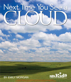 Next Time You See a Cloud